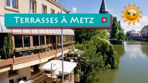 10 terrasses pour faire une orgie de soleil à Metz