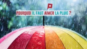 3 bonnes raisons de chanter sous la pluie