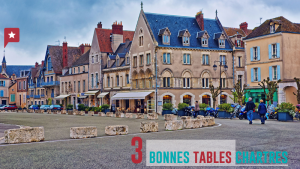 3 bonnes tables à Chartres