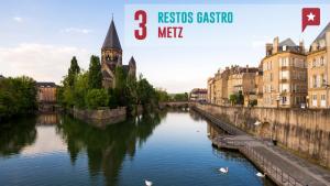3 bons gastros à Metz