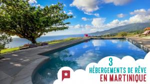 3 hébergements de rêve en Martinique