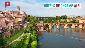3 hôtels de charme à Albi
