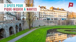 3 spots pour pique-niquer à Nantes
