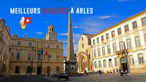 3 top glaciers à Arles