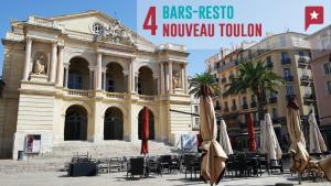 4 restos-bars sympas dans le nouveau Toulon