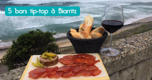 5 bars tip-top à Biarritz
