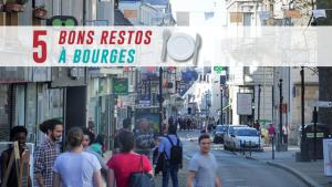 5 bonnes tables à Bourges