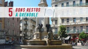 5 bonnes tables à Grenoble