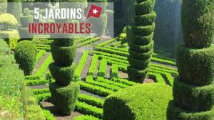 5 jardins remarquables sur la côte varoise