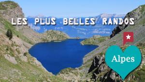 5 randos familiales dans les Alpes