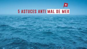 5 remèdes anti mal de mer pour naviguer en toute sérénité