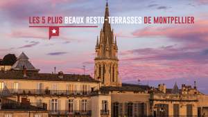 5 restos avec terrasse à Montpellier