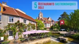 5 restos gastronomiques à Dole