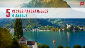 5 Restos Panoramiques Autour Du Lac D'annecy