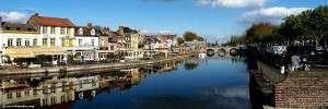 Amiens, petite Venise du Nord