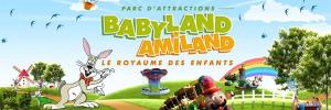 Babyland Amiland, le parc d'attractions dédié aux enfants de 1 à 12 ans !