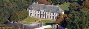 Coup de neuf au Château de Cercamp à Frévent