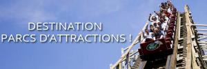 Parcs d'attractions : top 5 des nouveautés 2015