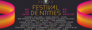 Gard en fête : J - 1 du festival de Nîmes