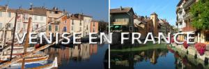 Top 3 des petites Venise en France