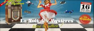 J-2 de La Nuit des Mystères à Mulhouse