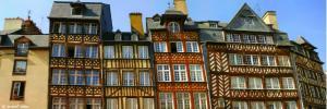 Bretagne : visite guidée de Rennes
