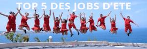 Le top des jobs d'été