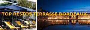 Top 3 des bons restos avec terrasse à Bordeaux