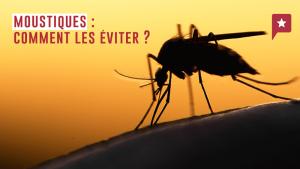 Anti moustique, comment éviter les piqûres ?
