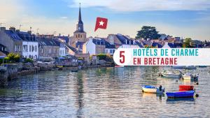 Bretagne : 5 hôtels de charme sur la baie de Quiberon