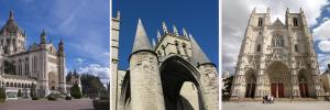 Assomption : Sélection de cinq cathédrales prestigieuses en France