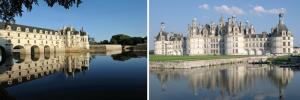 Top 3 des chateaux de la Loire