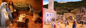 Provence: crèches de Noël et foires aux santons
