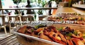 Où manger pour pas trop cher à Nice