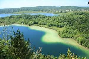 échappée Nature Dans La Petite écosse Du Jura