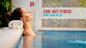 Envie d'évasion ? Offrez-vous une cure anti-stress à St. Jean de Luz