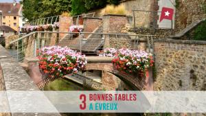 Gastronomie normande : 3 bonnes tables à Evreux