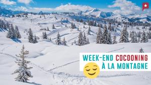 Haute-Savoie : un week-end cocooning à la montagne