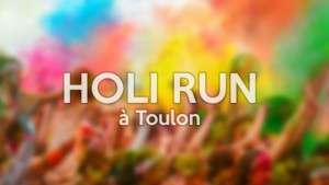La Holi Run, la course la plus colorée de France, débarque à Toulon