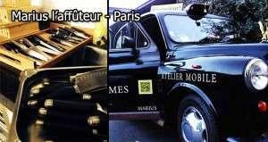 Job insolite : Marius l'affûteur ambulant de Paris