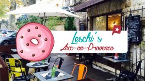 Justacoté a testé pour vous... Leschi's à Aix-en-Provence !