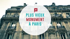 Le Plus Vieux Monument De Paris A Plus De 3000 Ans !