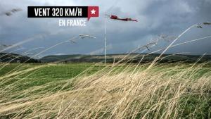 Le record de vent en France qui a fait des ravages