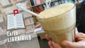 Les cafés-librairies !