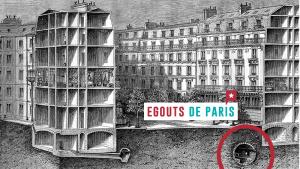 Les égouts De Paris  : Un Immense Dédale