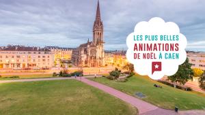 Les plus belles animations de Noël à Caen