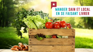 Manger sain et local sans effort
