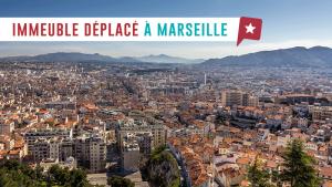 Marseille : un hôtel de 670 tonnes déplacé !