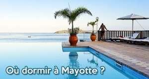 Mayotte : trois hébergements qui font rêver