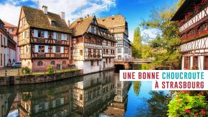 Où manger une bonne choucroute à Strasbourg